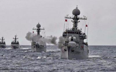Fregat Siluman Tampil, Korut Bisa Tersaingi