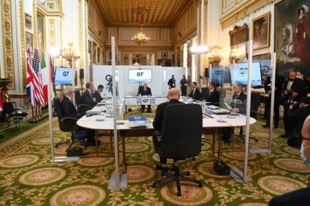 Pertemuan G7 Geger,Delegasi India Positif Covid-19
