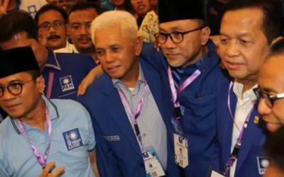 Berkah Reshuffle! PAN, Hatta Rajasa & Soetrisno Bachir Bisa Hoki