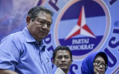 Lambang Keramat Demokrat Bikin SBY Jadi Begini