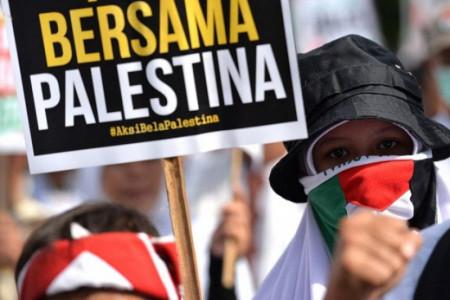 Palestina Berjasa untuk Indonesia, Ulama 212 Nggak Bohong