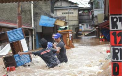 Wakil Anies Blak-blakan! Banjir Jakarta Gegara Senayan