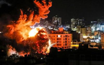 Israel Ngamuk, Gaza Bakal Disiram Hawa Neraka