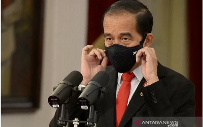 Nama Jokowi Bikin Bergetar, Layak Gantikan Megawati?