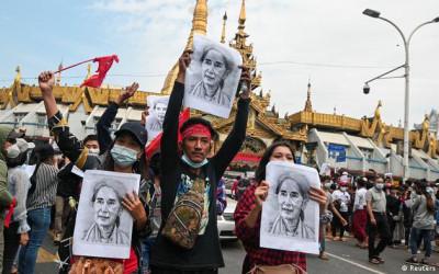 Ternyata Kudeta Militer Myanmar karena Ini, Kebangetan Banget!