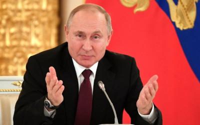 Berani Tantang Putin,Nuklir dan Laser Rusia Akan...