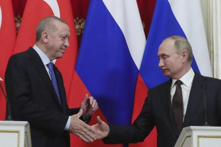 Telak Banget! Rusia dan TurkiKasih Pelajaran ke Israel