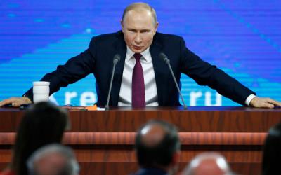 Hina Rudal Maut Rusia, Putin Siapkan Pembalasan yang Perih