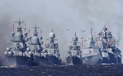Blokade Siluman Rusia Bikin Ukraina dan Amerika Mati Gaya