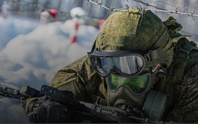 Tanpa Rudal dan Pasukan Siluman, Rusia Bikin Ukraina Jadi Begini