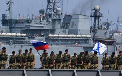 Rusia vs Ukraina Adu Kuat,Laut Hitam Makin Kelam