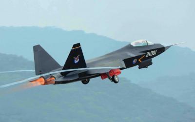 Siluman China Menggetarkan Angkasa, Amerika Bisa Mati Gaya