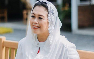 Ada Milenial di Tengah Reshuffle, Putri Gus Dur Ikut Disebut