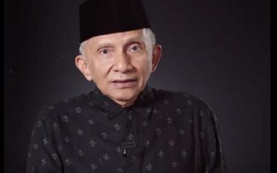 Mendadak Amien Rais Bongkar Fakta Fahri Hamzah, Bikin Jokowi...