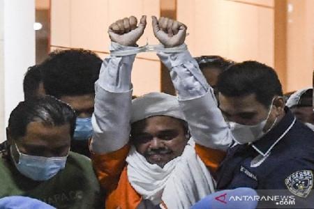 Mendadak Habib Rizieq Bongkar Fakta di Penjara: Panas Sekali