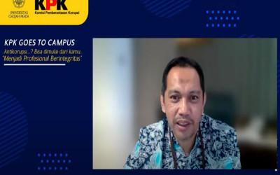 KPK Sebut Penyebab Turunnya Indeks Persepsi Korupsi Indonesia