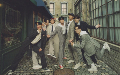 Top! Lagu Film Out Milik BTS Rajai Chart iTunes di 97 Negara