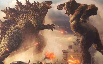 Sebelum Nonton Godzilla vs Kong, Simak Dulu 5 Fakta Menariknya!