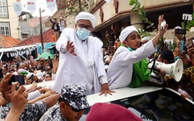 Dukungan Habib Rizieq Bisa Jadi Senjata Maut di Pilpres 2024