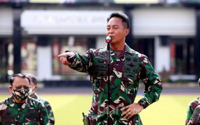 Luar Biasa, Orang Dekat Jokowi Ini Bisa Jadi Panglima TNI Baru!