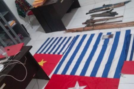 Pasukan TNI-Polri Tembak Mati Komandan KKB, Begini Kronologinya