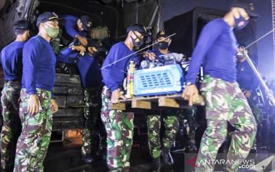 Cari Black Box Sriwijaya Air, TNI AL Kerahkan KRI Rigel 933