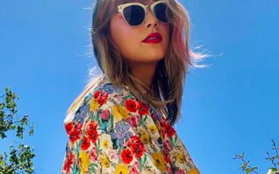 Kesal Dijadikan Lelucon, Taylor Swift Kritik Ginny and Georgia