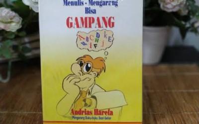 Kalau Pengin Jadi Penulis, Kamu Wajib Banget Baca Buku Ini!