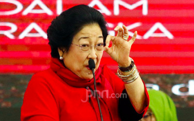 Megawati Bertemu Nadiem, Bahas Isu Reshuffle Kabinet?