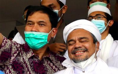 Munarman & Habib Rizieq Memang Klop, Skandal Asmaranya pun Mirip!