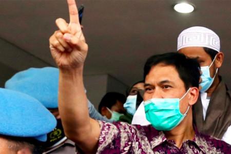 Polri: Munarman Resmi Ditahan Sejak 7 Mei 2021