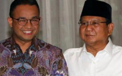 2 Hal Ini Menghambat Prabowo-Anies Berpasangan di Pilpres 2024