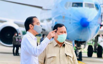 Jokowi-Prabowo Lawan Kotak Kosong di Pilpres 2024, Bisa Bahaya!