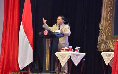 Hebat! Prabowo Subianto Jadi Menteri dengan Kinerja Paling Baik