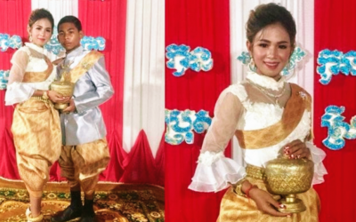 Cinta Memang Buta, Bocah 14 Tahun Nikahi Gadis Seksi nan Cantik
