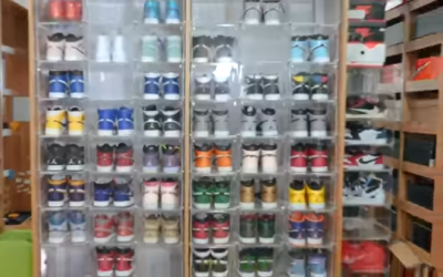 Keponakan Soeharto Punya Koleksi Sneakers Miliaran Rupiah