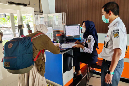 Syarat Naik Kereta, Surat Izin Perjalanan Tak Lagi Dicek