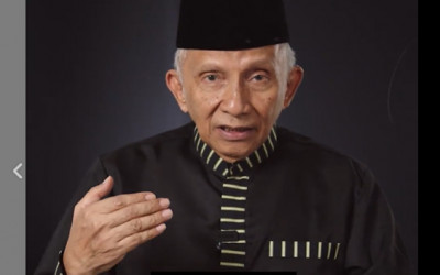 Jaminan Amien Rais Bisa Bikin Jokowi Bernapas Lega, Pasti Kaget