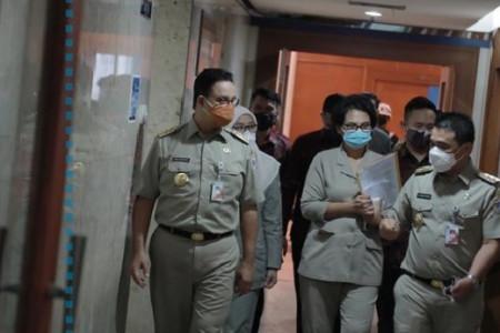Amarah Anies Baswedan Meledak, Ratusan Anak Buahnya Mbalelo