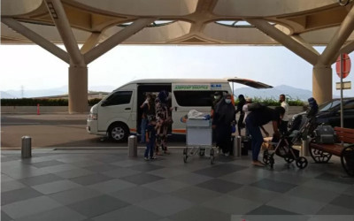 Puncak Arus Mudik di Bandara Kulon Progo Terjadi Hari Ini