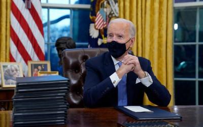 Pesan Terakhir Donald Trump Bikin Joe Biden Meleleh