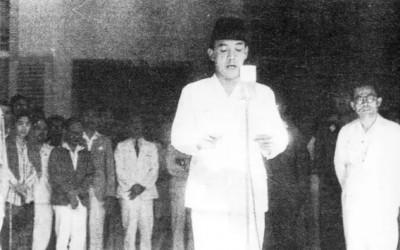 Ini Perintah Pertama Bung Karno Jadi Presiden, Pak Jokowi Apa ya?