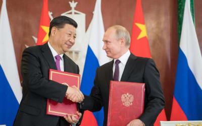 China-Rusia Makin Mesra, Amerika Bisa Tak Berdaya