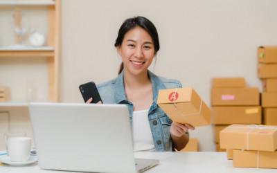 Transformasi Warung Jadi Titik Pembayaran Belanja Online