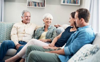 Meski Bercerai, 3 Cara Tetap Rukun dengan Orang Tua Mantan Suami