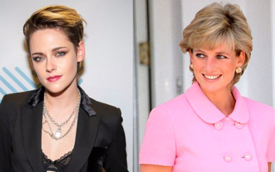 Kristen Stewart Bakal Perankan Putri Diana di Proyek Film Spencer
