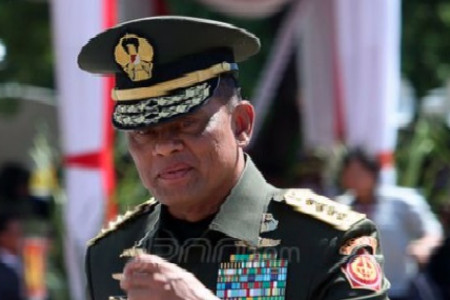 Gatot Nurmantyo Beber Mafia Alutsista: Saya Dipanggil Presiden