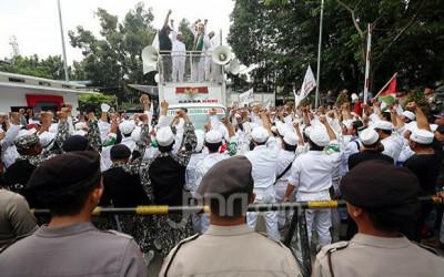 Kaget! Polri Tak Jalankan Rekomendasi Komnas HAM Soal Tragedi FPI
