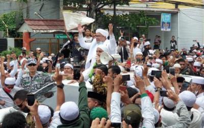 Permainan Politik Istana Top, Habib Rizieq Jadi Kelabakan