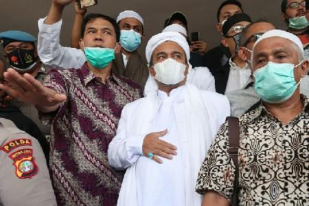Kesaksian Pakar Hukum Bongkar Habib Rizieq, Sungguh Mengejutkan